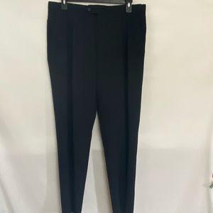 Men's Sansabelt Blue Dress Pants Size 38x34 R-53